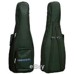 Kala UBASS-RMBL-FL Fretless Rumbler U-Bass built in Tuner w Gig Bag FREE 2DAY