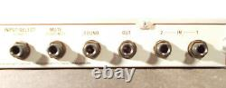 Korg DTR-2000 Rack Mounted Tuner Guitar Bass