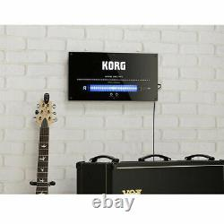 Korg WDT-1 Wall Tuner Guitar Instrument with wireless adapter