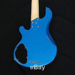 Lakland 55 Dual J Plus FREE Snark Tuner, Leather Strap and Conquest Cable