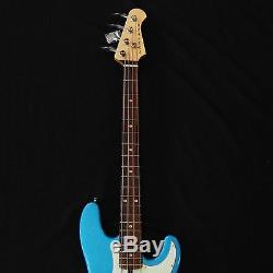 Lakland USA 44-64 4 String P Bass LPB WithFREE Leather Strap and Snark Tuner