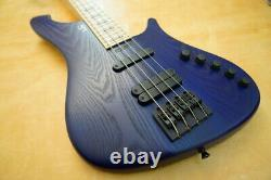 LeFay Electric Bass D-Tuner Custom