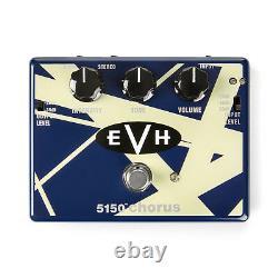 MXR Dunlop EVH 5150 Chorus Guitar Effects Pedal EVH30 Eddie Van Halen (TUNER)