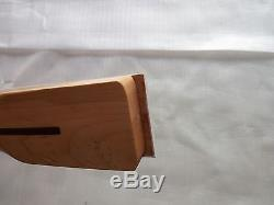 Maple 24 Fret P Bass Neck For Electric Bass Guitar Parts Replacment and tuners