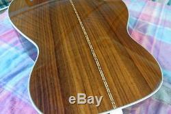 Martin B40 Acoustic-electric Bass Guitar VERY RARE