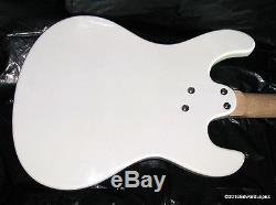 NEW Aria Diamond DMB-380 Bass Pearl Flake Gig Bag/Strap/Cord/Tuner Mosrite