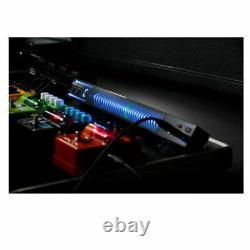 NEW Korg PB05 Pitchblack Pro 19 inch 1U Rackmount Guitar and Bass Tuner