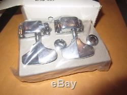 NOS Vintage Old Stock 1960's Bass Guitar Tuners Aria Kalamazoo Teisco Etc Nice