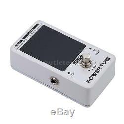 New JOYO Guitar Bass Tuner & 8 Port Multi-power Power Supplier Effect Gift M9V3