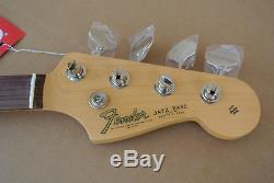 New Old Stock! Fender'64 American Vintage Reissue Jazz Bass Neck + Tuners! A670