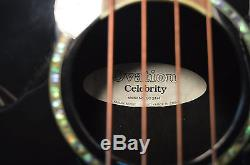 Ovation Celebrity Acoustic/Electric Bass Guitar with built in tuner