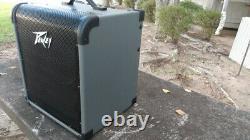Peavey MAX 100 Bass Amp Combo (100 watt & built-in chromatic tuner)