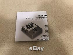 Pete Cornish LD-3 LD3 Line Driver Buffer Tuner Feed Mute guitar FX effect pedal