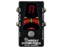 Providence System Tuner STV-1 JB BK Tuner withJunction Box