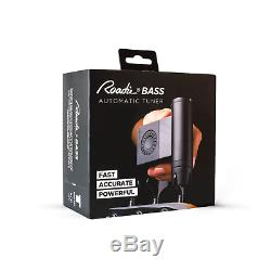 Roadie Bass Standalone Automatic Guitar Tuner
