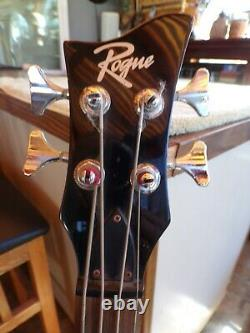 Rogue Violin Style Bass Guitar Unknown Model Number