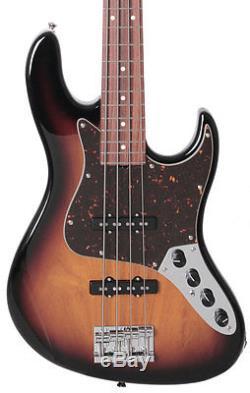 Sadowsky RV4-WL 59B Will Lee Signature 4String Jazz Bass Mid Boost D-Tuner