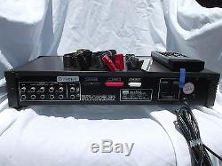 Sansui T-9 PLL Tuner / RS-7 INFRARED REMOTE RECEIVER