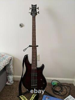 Schecter Diamond Series Raiden Special-4 4 String Electric Bass
