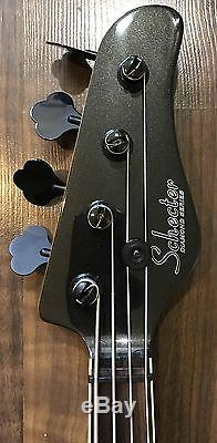 Schecter Michael Anthony Bass with Case and Hipshot D-Tuner