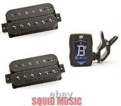 Seymour Duncan Pegasus & Sentient 6 String Humbucker Guitar Pickup Set (TUNER)