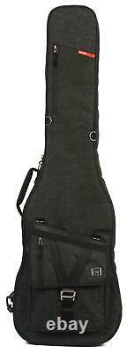 Snark ST-8 Clip-on Super Tight Chromatic Tuner + Gator Transit Bass Guitar Bag
