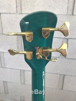 Spector Euro Bass OHSC & D-Tuner