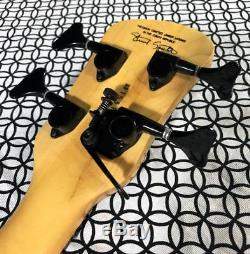 Spector Euro Czech Rebop 4 String Bass Guitar Neck With Hipshot Xtender D-Tuner
