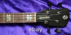 Spector U. S. A. NS-2, Custom Green-Blue Burst, D-Tuner, Bass Central Exclusive O