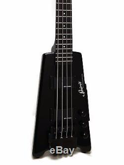 Steinberger Spirit XT-2DB Electric Bass with DB-Tuner + Gig Bag