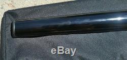 Steinberger Spirit XT-2DB Standard 4 String Bass with DB-Tuner Drop Tuner Black
