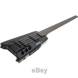 Steinberger Spirit XT-2DB Standard Bass with DB-Tuner Black 190839376091 OB