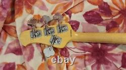 Sterling by Ernie Ball Music Man Sting Ray Sub 4 Bass Guitar Neck + Tuners
