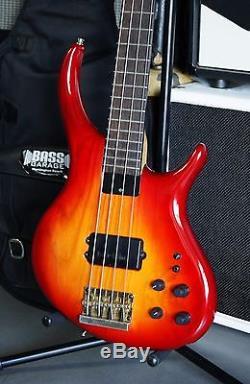 Tobias (now MTD) Growler bass USA Bartolini pickup active pre Hipshot Drop Tuner