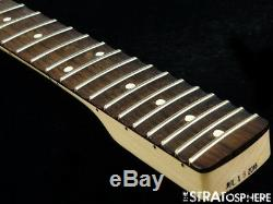 USA Fender YNGWIE MALMSTEEN Stratocaster NECK & TUNERS Strat Scalloped Rosewood