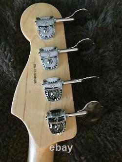 USED 2016 Fender American Elite Precision Bass neck rosewood withtuners