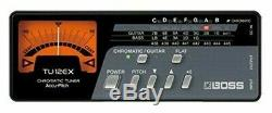 USED BOSS boss guitar / bass tuner TU-12EX 4957054408312 B001RVDJEA music