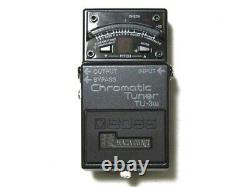 Used Boss TU-3W Chromatic Guitar Pedal Tuner