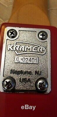 VINTAGE KRAMER BASS GUITAR XL-02401 schaller tuners