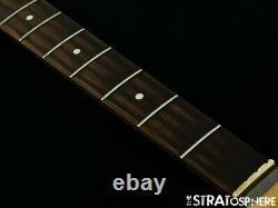 Vintage 62 RI Fender JAZZ BASS NECK & TUNERS 1962 J Bass Guitar Rosewood