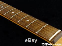 Vintage 72 RI Fender Telecaster Tele NECK & TUNERS Guitar 1972 Reissue Rosewood
