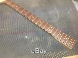 Vintage Fender 1971 Musicmaster 4 String Bass Neck Used With Tuners Project