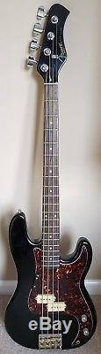 Vintage Hondo Fame Series 830 Bass Guitar / Grover Tuners