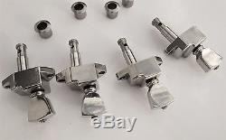 Vintage Kluson Labeled Tuners/Machine Heads/Pegs for Gibson Bass Guitar or Banjo