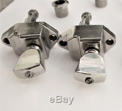 Vintage Kluson Machine Head Tuners Tuning Pegs for Gibson Bass Guitar or Banjo