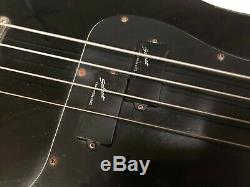 Vintage MIK Blake P-Bass Electric Bass Guitar with EMG Select & Schaller Tuners