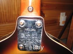 Vintage Violin style Bass Guitar made in Japan
