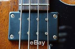 Vintage gibson ebo bass 1970's Body All new Pickup, Bridge, and tuners