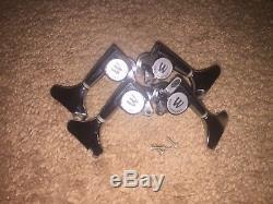 Warwick Streamer STD Bass Guitar Tuners