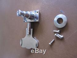 Wavy vintage Grover Rickenbacker 4001 4005 bass tuner E A 1971 1972 1973 1974